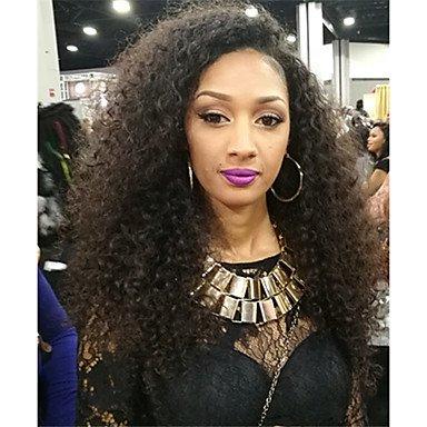 Las mujeres pelo humano peluca de encaje brasileño Cabello humano 360 frontal 150% densidad con