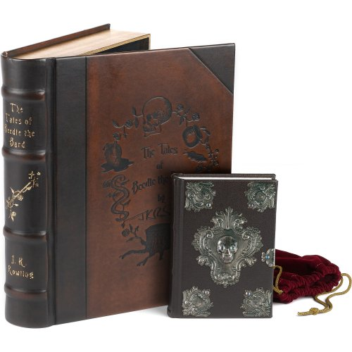 The Tales of Beedle the Bard(Amazon限定版)Collector's Edition Offered Exclusively by Amazon