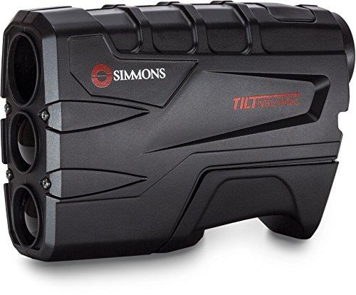 Simmons 801600T Volt 600 Laser Rangefinder with Tilt, Black by Simmons