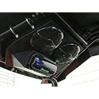 SD 2BBT2B -Polaris RZR Stereo System Bluetooth UTV Side by Side (2-6.5 marine speakers)