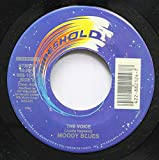 Moody blues 45 RPM The voice / Gemini dream