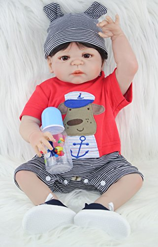 Anatomically Correct Baby Boy Doll - BZDOLL 22