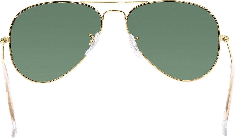 Ray-Ban RB3025-001/58-55 Hombres Gafas de sol: Amazon.es ...