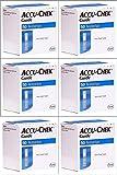 Accu-Chek® Guide Blood Glucose Test Strips, 50ct., Retail (300)