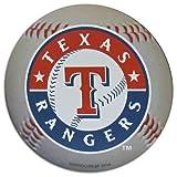 Texas Rangers Baseball Shaped Magnet Large MLB Team for Refrigerator Locker