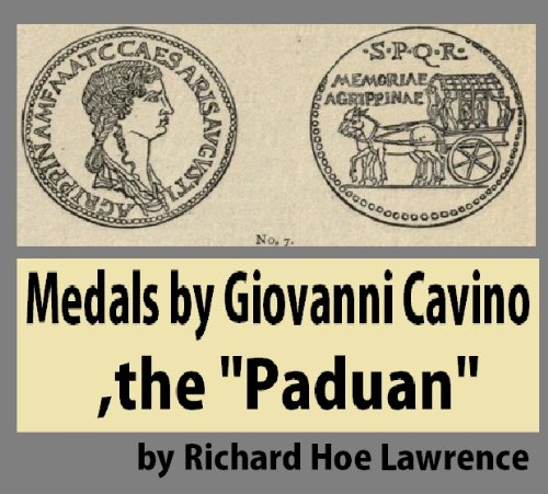 Medals by Giovanni Cavino, the