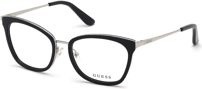 88e6f1d57a5 Eyeglasses Guess GU 2706 001 shiny black at Amazon Men s Clothing store