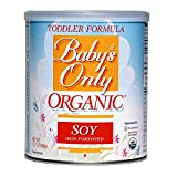Babys Only Organic Formula Toddler Soy, 12.7 oz