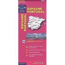 IGN NO.ESP01 : ESPAGNE, PORTUGAL - SPAIN, PORTUGAL
