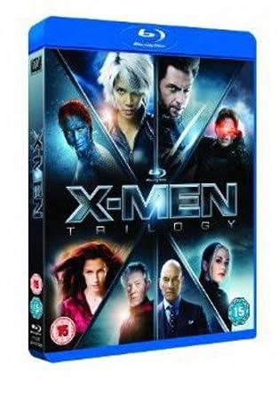 X Men Trilogy Blu Ray 2000