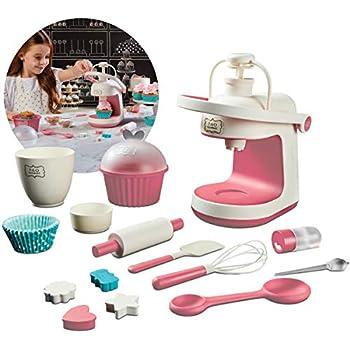 Amazon.com: FAO Schwarz Cupcake Maker DIY Kit, Kids ...