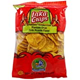Inka Crops Inka Chip-Plantain With Chile, 4-Ounce (Pack of 12)