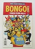 img - for Bongo Comics Free-For-All / SpongeBob Comics Freestyle Funnies FCBD 2012 book / textbook / text book