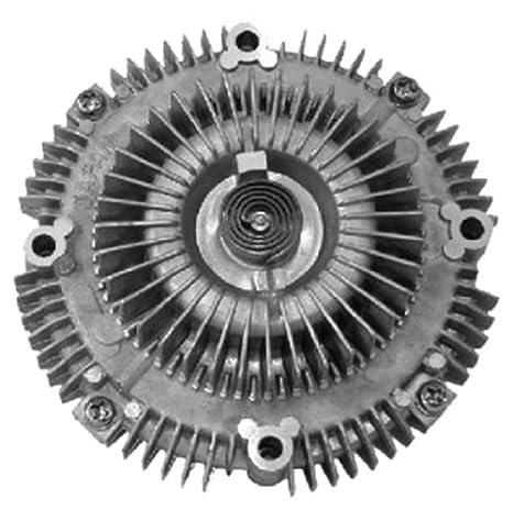 Radiador Nuevo de Lsc Embrague Ventilador Viscoso Lsc 4406277