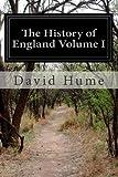 The History of England Volume I, David Hume, 1499729111