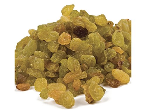 Seedless Oil Treated Golden Raisins 30 lbs by Varies