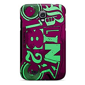 EricHowe Samsung Galaxy S4 High Quality Hard Phone Covers Support Personal Customs Trendy Blink 182 Band Pattern [XzI7985tKJw]