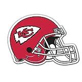"NFL Kansas City Chiefs Team Magnet, 8"""