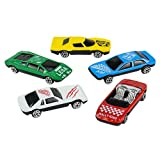 5 PC DIECAST CAR SET, Case of 72