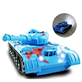 viper garage door opener - Z-CGiftHome Blue Rock Crawler Extreme Radio Control Blue Vehicle Romote Tank