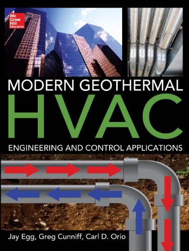 Modern Geothermal HVAC Engineering and Control Applications (English Edition)