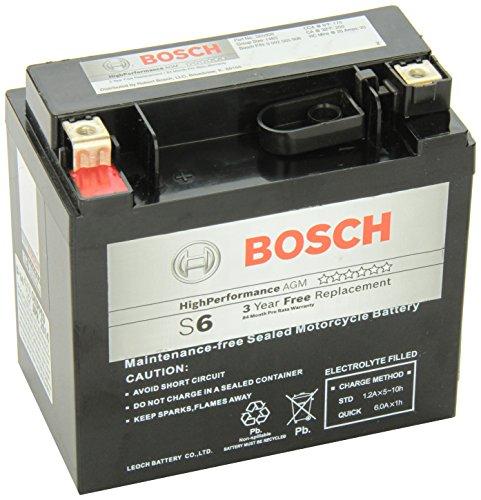 Bosch S6590B Battery