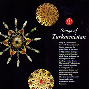 various artists songs of turkmenistan amazoncom music