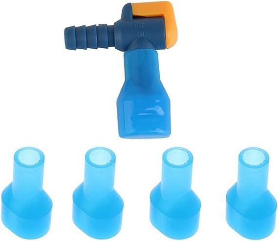 4 x Trinkrucksack Trinkblasen Mundstück Ersatz Düse