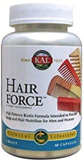 KAL Hair Force Multivitaminas Pelo 60 cápsulas