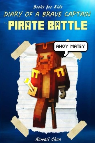 Books Kids Captain Pirate Battle