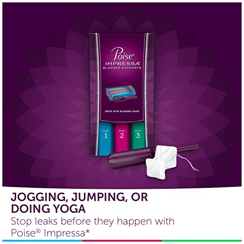 Poise Incontinence Pads, Maximum Absorbency, Long, 84 Count by Poise (Image #10)