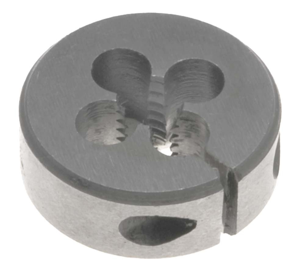 28mm X 2 Round Adjustable Die 2-1/2'' Outside Diameter - High Speed Steel by Dies - Round - Metric