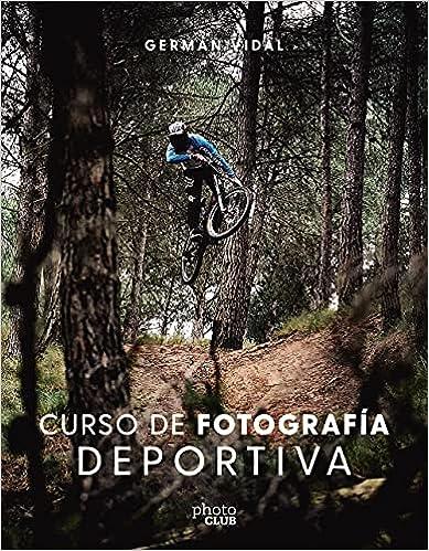 Curso de fotografía deportiva de Germán Vidal Ponce