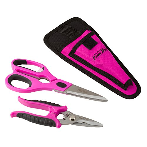- The Original Pink Box PB2SCISSOR Scissor and Cutter, Pink, 2-Piece