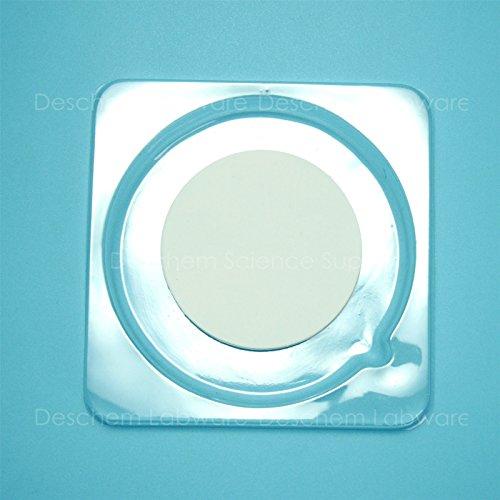 Deschem 70mm,0.22um,PVDF Membrane Filter,OD=7CM,Made By Polyvinylidene Fluoride,50Pcs/Pack