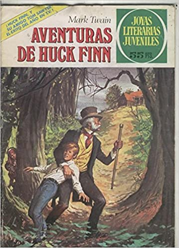 Joyas Literarias Juveniles numero 040: Aventuras de Huck ...