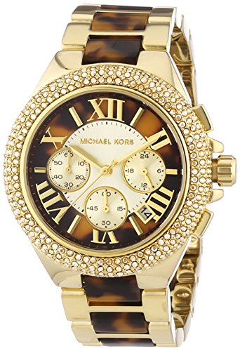 Michael Kors MK5901 Ladies Chronograph Camille Gold Watch