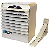 King Electric KB2410-1-T-B2 10000W 240V Large Area Industrial Electric Heater