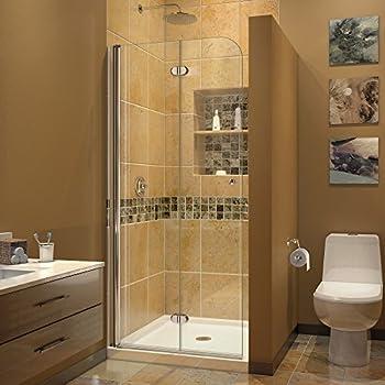 Dreamline dl 6528c aqua fold shower door with 36 x 36 shower base dreamline shdr 3630720 01 aqua fold shower door 295 w x 72 planetlyrics Gallery