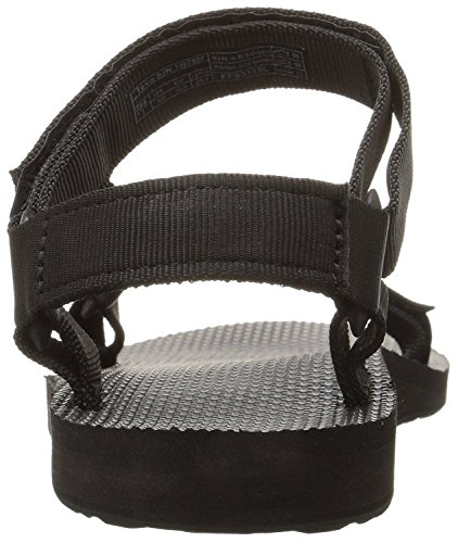 black Sandals ORIGINAL Women's Black UNIVERSAL Teva FqXwnfZtSx