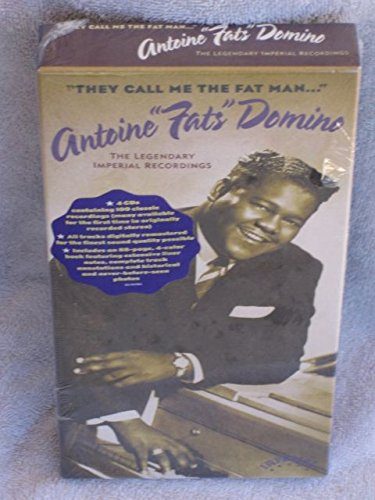 Fats Domino - They Call Me The Fat Man... Antoine Fats Domino The Legendary Imperial Recordings - Zortam Music