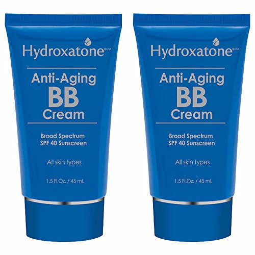 Hydroxatone Anti-Aging BB Cream|2-Pack
