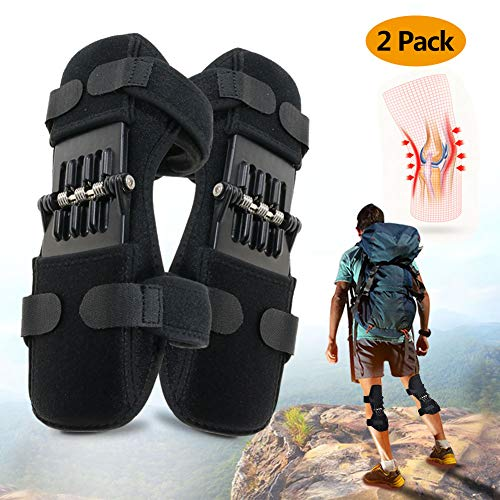 Knee Boost Old Cold Leg Knee Band Mountaineering Deep Care Joint Support Knee Pads Powerful Rebounds...