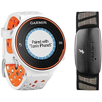 GARMIN 010-01128-31 Forerunner(R) 620 Bundle (Orange/White)