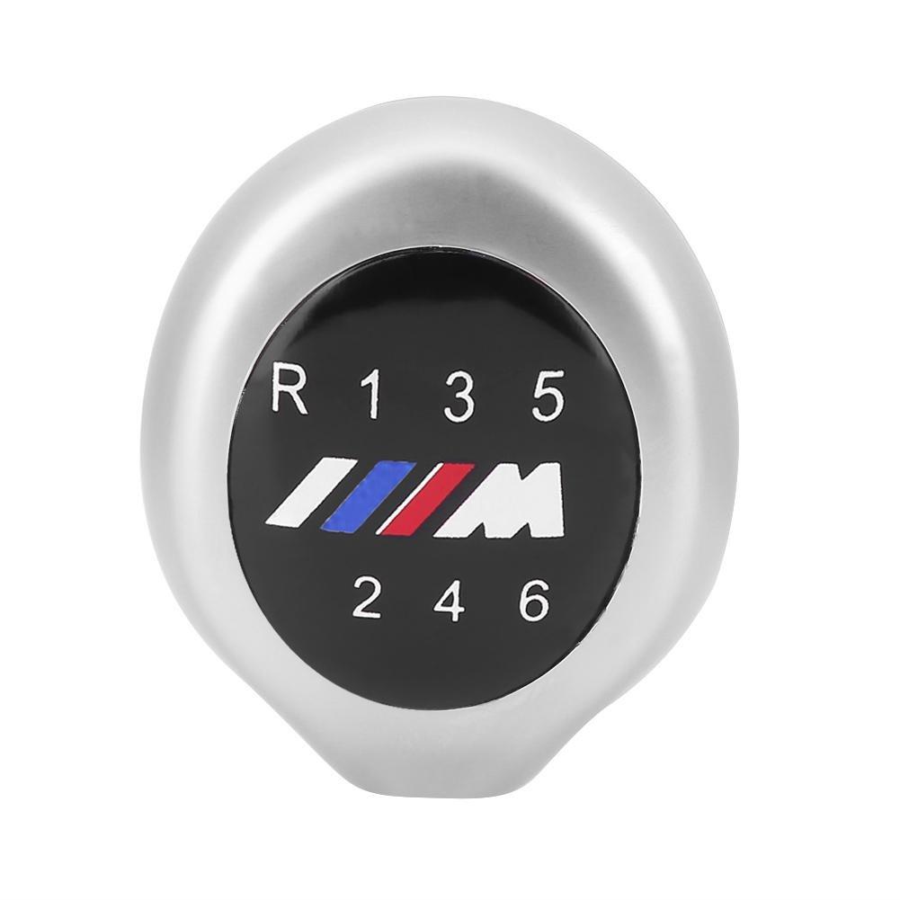 Perilla manual de cambio de velocidad palanca de cambio de marcha del coche Palanca de cambio de palanca Cabeza de palanca