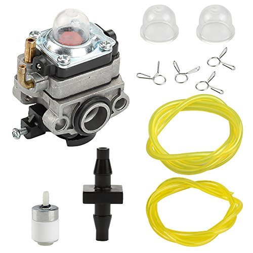 Harbot 20016-81020 Carburetor with Fuel Line Filter Primer Bulb for WYL-19 Shindaiwa S230 LE230 PB230 T230 T230B T230BA TCX230 X230 C230 F230 T230X T230XR-EMC String Trimmer Weedeater
