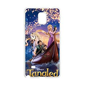 Frozen Romantic Kristoff and Anna Cell Phone Case for Samsung Galaxy Note4