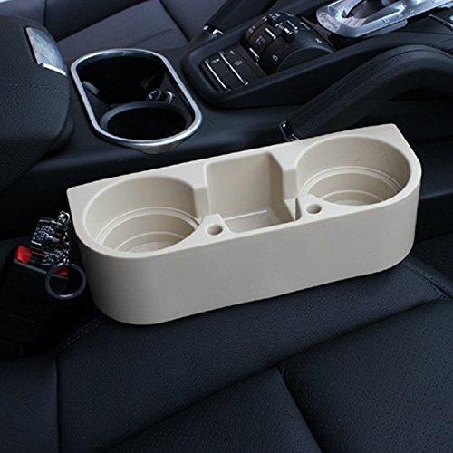 Soporte portátil organizador interior del coche multifuncional para taza bebida y teléfono celular 21 * 28 * 10 cm
