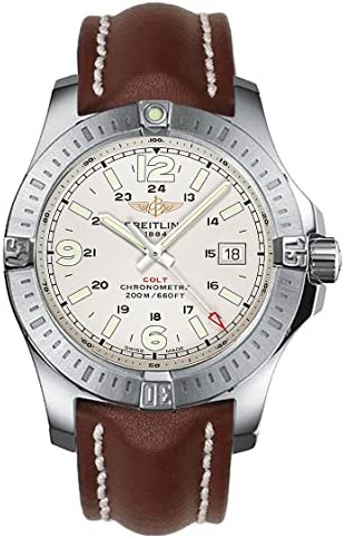 Breitling Colt Quartz 44MM Mens Watch A7438811 G792