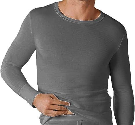 soacks Uwear – Camiseta interior para hombre interior térmica, manga larga, invierno: Amazon.es: Deportes y aire libre